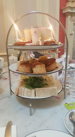 Lovely place for Afternoon tea
