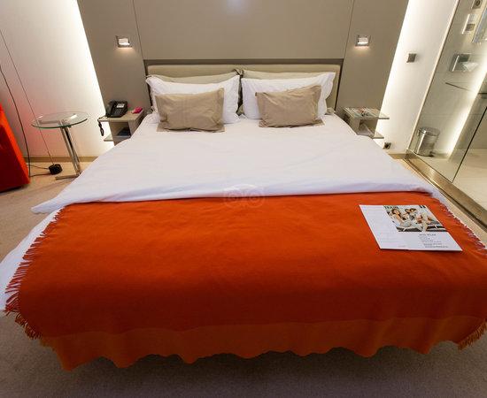 The Signature Room at the Design Hotel Josef Prague