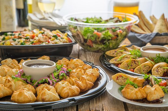 Smoky Mountain Pizzeria Grill: We offer a free banquet room for your party needs.