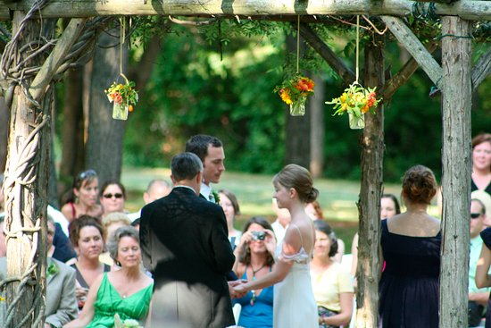 The Inn at Bingham School: Wedding at the Inn