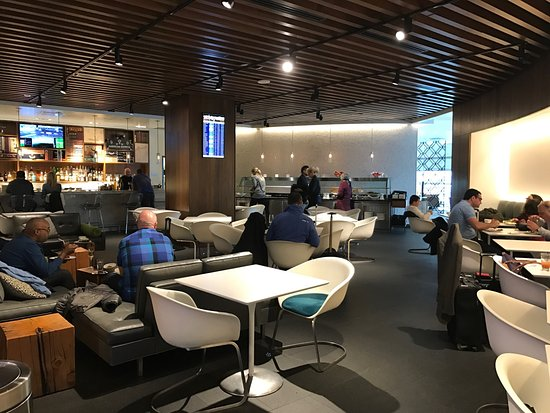 The Centurion Lounge