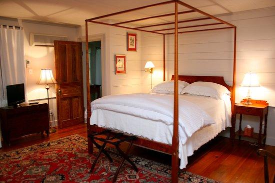 Mebane, Carolina del Norte: 1801 Room