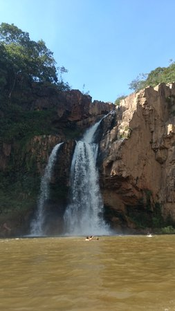 Fecho da Serra Waterfall
