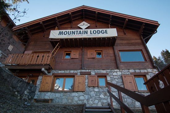 Ticket to Ride Mountain Lodge