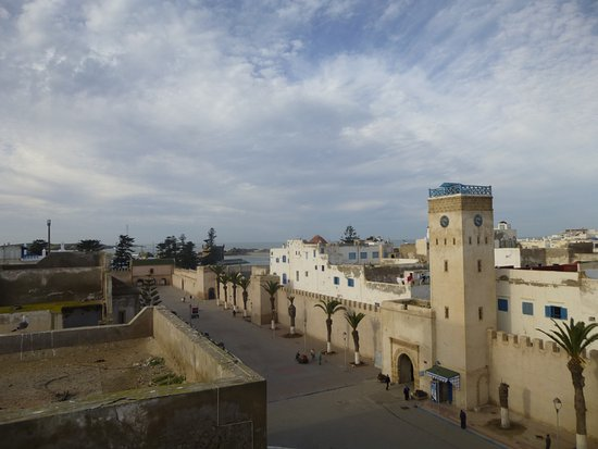 Hotel Sahara: View from roof