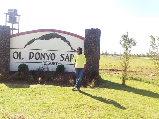 Ol Donyo Sapuk Resort