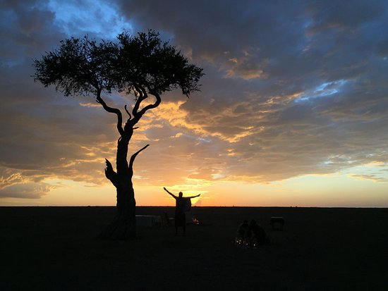 The best way to experience Masai Mara
