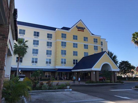 Fairfield Inn & Suites Orlando Lake Buena Vista ภาพถ่าย