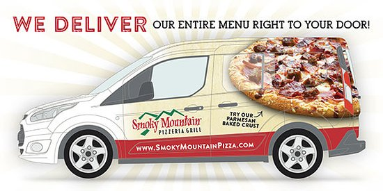 Ketchum, ID: Our entire menu available for delivery right to your door!