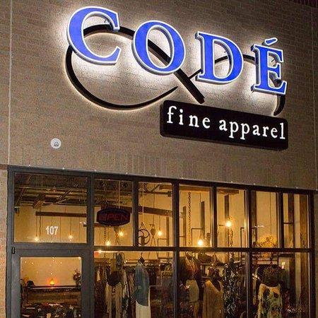 Code Fine Apparel