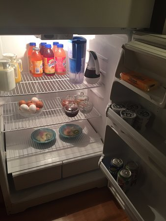 Burien, WA: Does YOUR refrigerator look like this?
