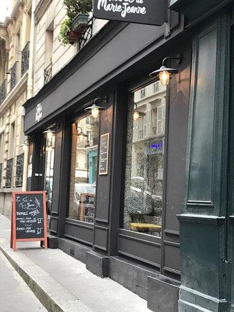 Restaurant La Table De Marie Jeanne Paris