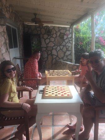 Fernandez Bay Village: Games for all