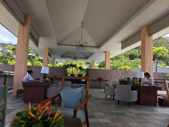 Anse Takamaka, Seychelles: Melhor quarto! Estrutura 5 estrelas!