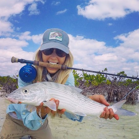Bonefish unlimited providenciales all you need to know for Turks and caicos fishing charters