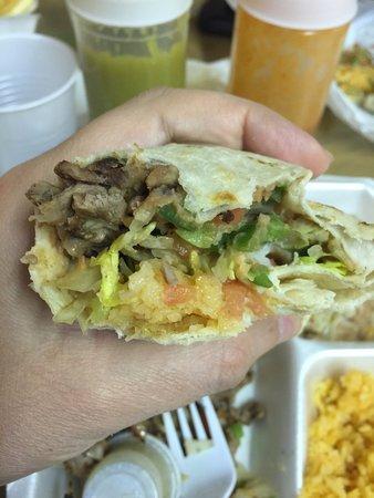 El Prado, NM: Great food