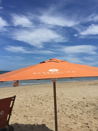 Sanderling Resort: Beach at Sanderling