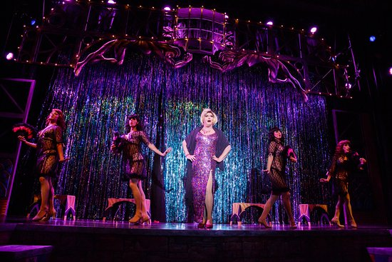 Winter Garden, FL: La Cage aux Folles- September 25 - October 25, 2015 at Garden Theatre