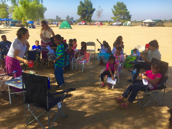 Perris, CA: Great place for children
