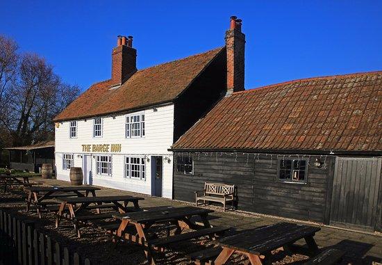 Battlesbridge, UK: Barge Inn
