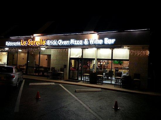 Le Sorelle Restaurant Italian Pizza Wine