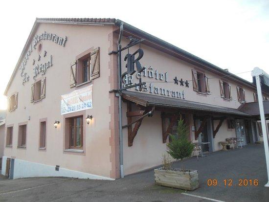 L Hotel Restaurant Le Regal Photo De Hotel Restaurant Le Regal