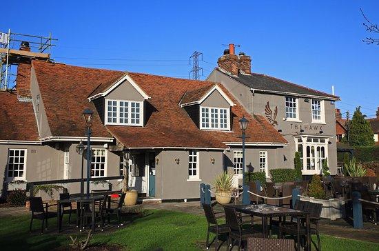 Battlesbridge, UK: Hawk Inn