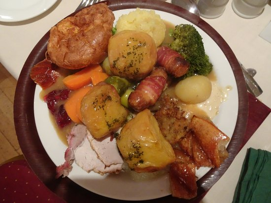 Rose Tor Hotel : Christmas lunch