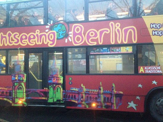 bus 5 picture of berlin city tour city sightseeing berlin tripadvisor. Black Bedroom Furniture Sets. Home Design Ideas