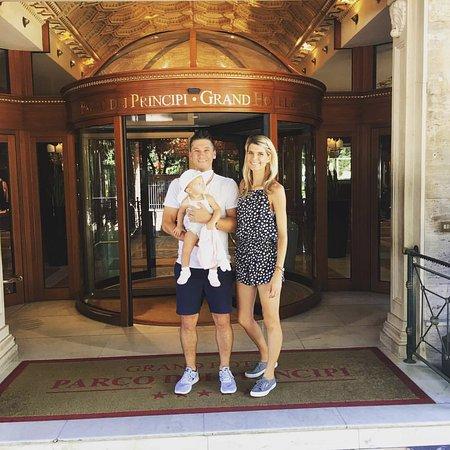 Gambar Parco dei Principi Grand Hotel & SPA