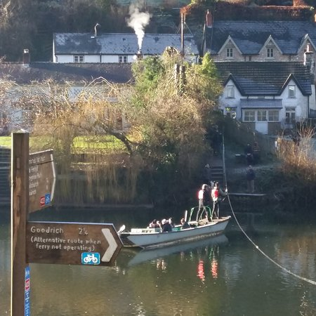 Symonds Yat, UK: The Saracens Head Inn Restaurant