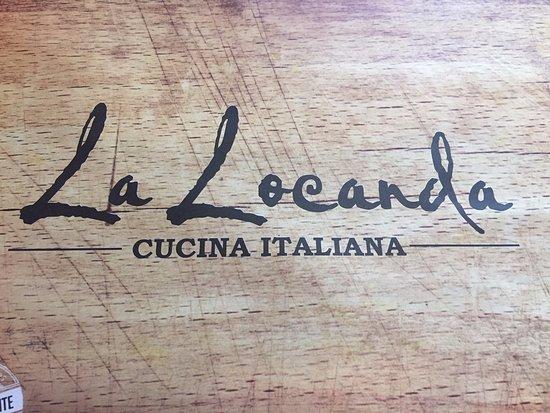 La Locanda: Sign
