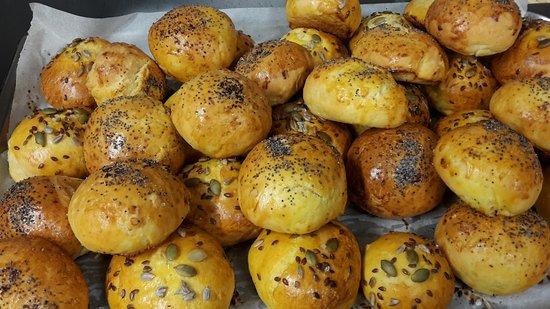 Paciano, Italy: Il pane per Capodanno