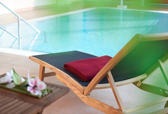 Saalfeld, Tyskland: Die Nutzung von Relaxpool & Sonnendeck ist selbstverständlich kostenfrei.