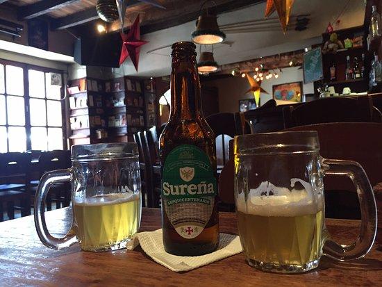 Cafe Restaurant Florin: Ótimas cervejas