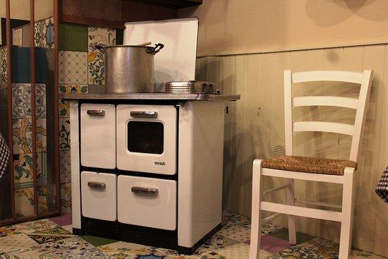 la vecchia cucina - Bild von Osteria Don Baccala, Caserta - TripAdvisor