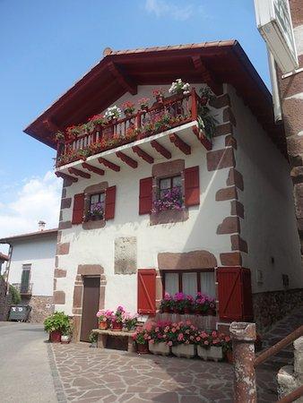 Zugarramurdi, إسبانيا: Zugarramurdi (Communauté forale de Navarre).