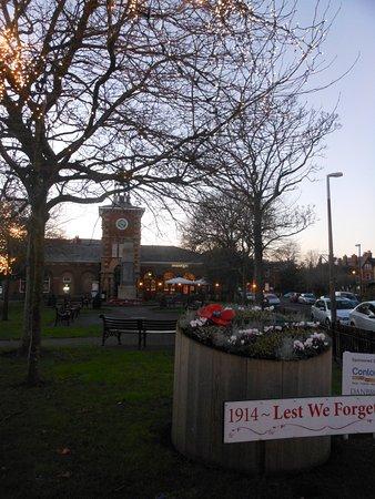 Lytham St Anne's, UK: Lytham War Memorial