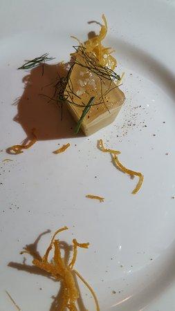 Depoe Bay, Орегон: 2nd course - fois gras