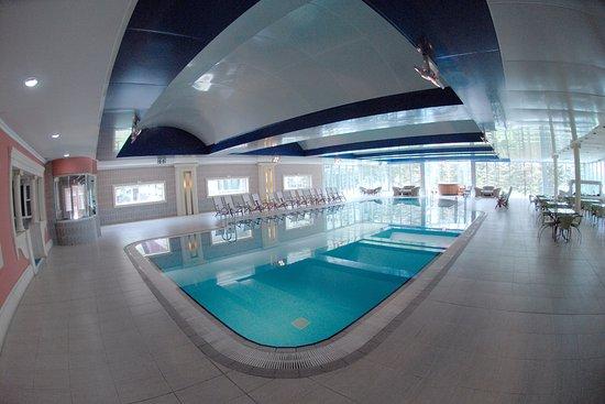 Bolu Termal Otel: Kapalı Yüzme Havuzu