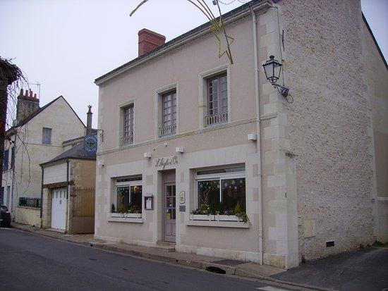 L 39 aigle d 39 or azay le rideau restaurant bewertungen - Restaurant l aigle d or azay le rideau ...