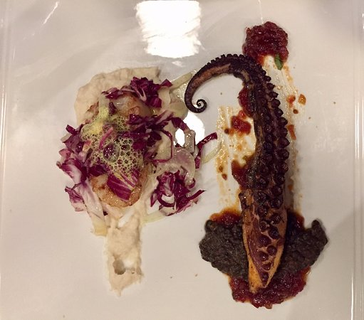 Sea Salt: Octopus