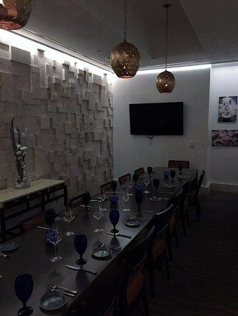 Sea Salt: Private Dining Room