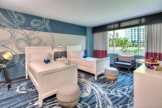 Loews Sapphire Falls Resort At Universal Orlando: Kids Suite