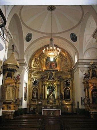 Iglesia San Andrés, Azpilkueta (Baztán, Communauté forale de Navarre), Espagne.