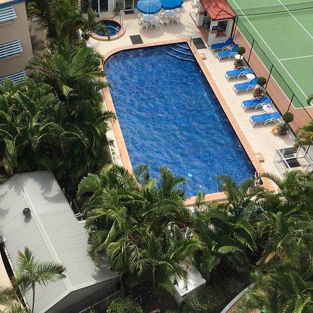 Surf Parade Resort Photo