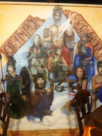 Bed and Breakfast Demetra Malophoros: Restaurante cercano