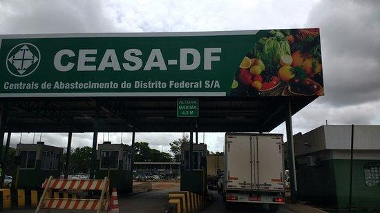 Centrais de Abastecimento do Distrito Federal - CEASA/DF