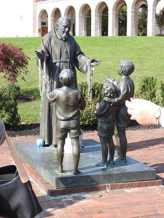 Barto, بنسيلفانيا: Padre Pio