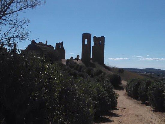 Ruinas do Castelo de Montemor-o-novo